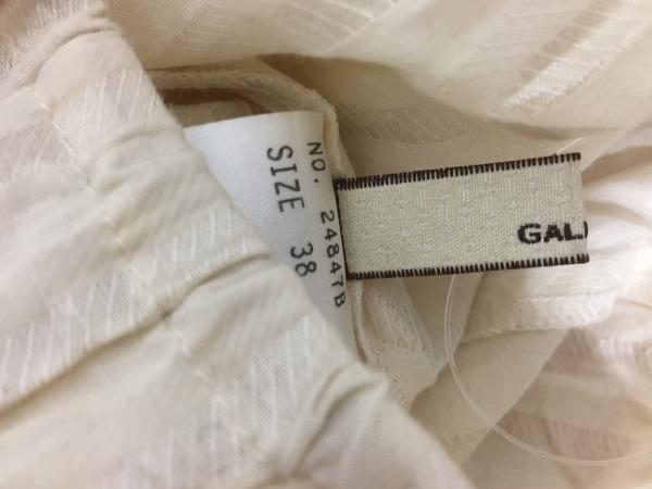 GALLARDAGALANTE(ガリャルダガランテ) チュニック サイズ38 M レディース アイボリー