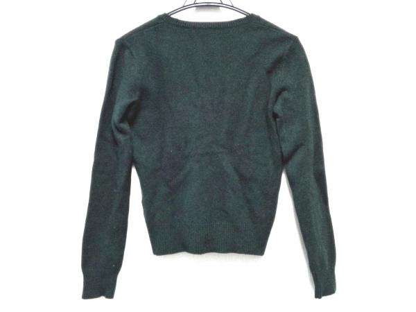 RalphLauren(ラルフローレン) 長袖セーター サイズM レディース ダークグリーン