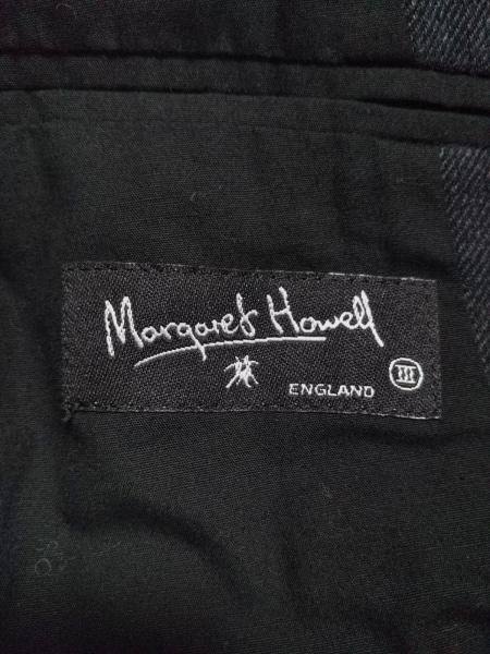MargaretHowell(マーガレットハウエル) ジャケット レディース美品  黒