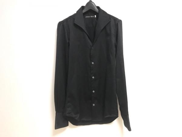JOHNNY WOLF(ジョニーウルフ) 長袖シャツ サイズ2 M メンズ 黒