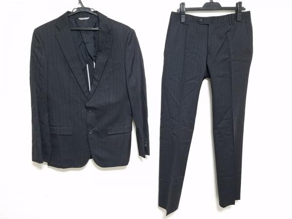 COMME CA COLLECTION(コムサコレクション) シングルスーツ サイズM メンズ 黒