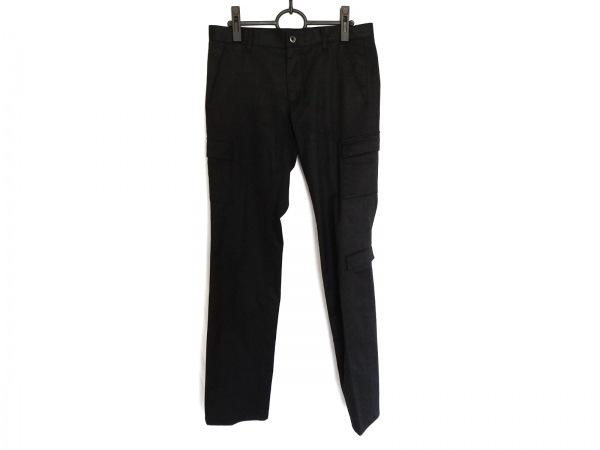 COMME CA MEN(コムサメン) パンツ サイズM メンズ 黒
