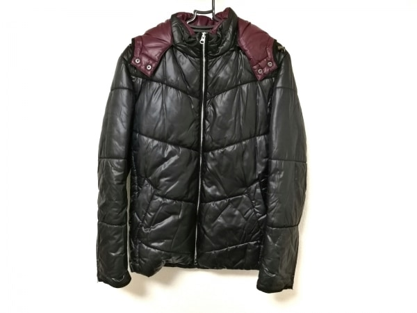 TAKEOKIKUCHI(タケオキクチ) ダウンジャケット メンズ 黒 EACAPE/冬物