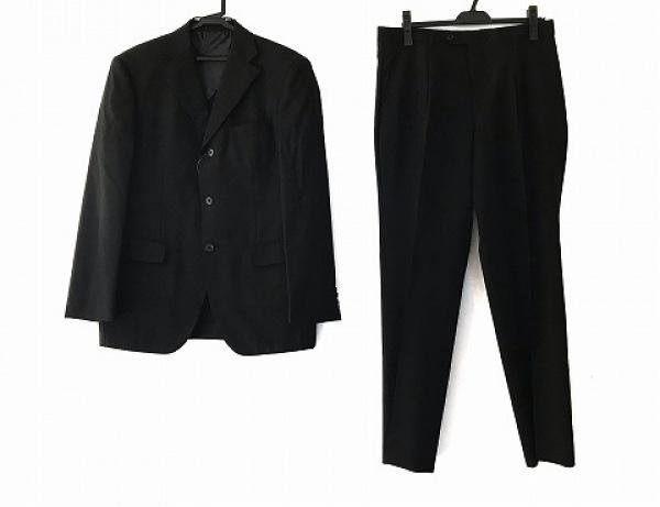 INHALE EXHALE(インヘイルエクスヘイル) シングルスーツ メンズ 黒