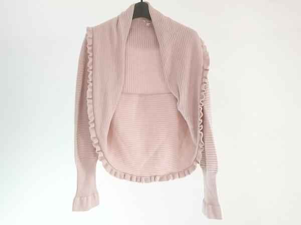 TO BE CHIC(トゥービーシック) カーディガン サイズ2 M レディース美品  ピンク