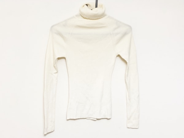 ユマエストネーション 長袖セーター サイズ38 M レディース アイボリー