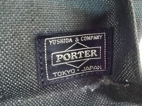 PORTER/吉田(ポーター) ショルダーバッグ - ダークグレー キャンバス
