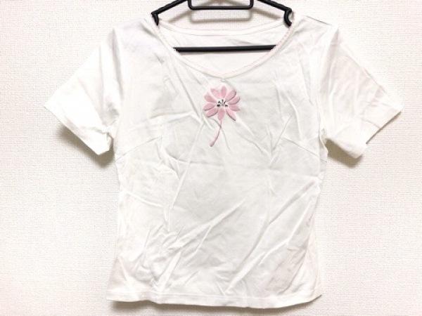 コージワタナベ スタイル 半袖カットソー サイズM レディース美品
