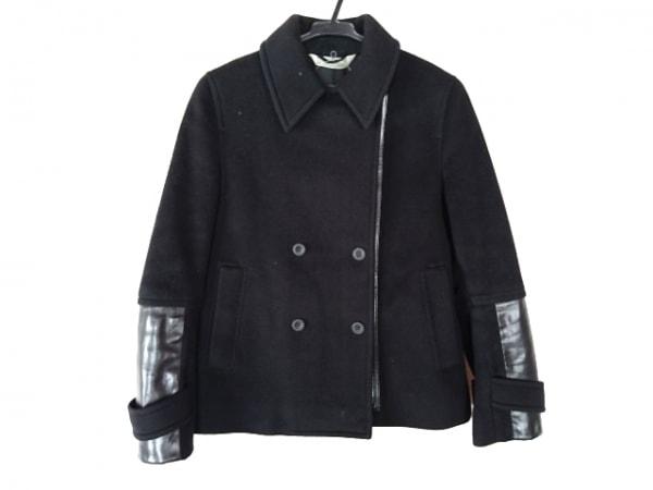 REEDKRAKOFF(リードクラッコフ) コート サイズ4 XL レディース 黒 冬物/ジップアップ