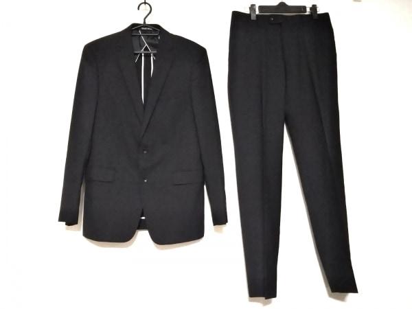 PERSON'S(パーソンズ) シングルスーツ サイズYA7 メンズ 黒