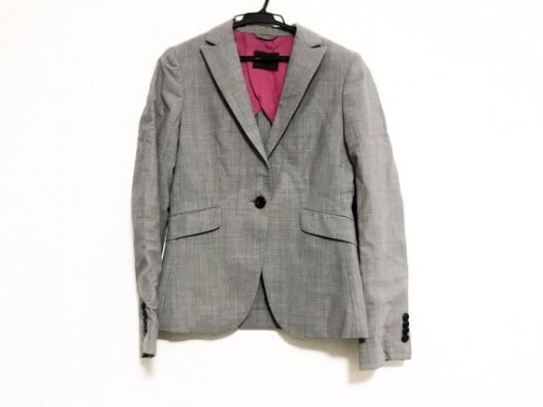 トゥモローランド ジャケット サイズ38 M レディース グレー collection/REGGIANI