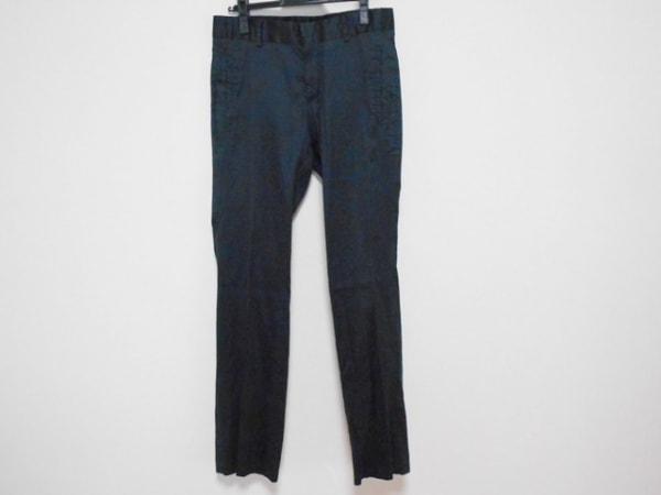miumiu(ミュウミュウ) パンツ サイズ46 L レディース ダークネイビー
