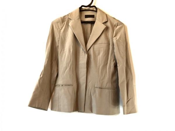 NARCISO RODRIGUEZ(ナルシソロドリゲス) ジャケット サイズ38 M レディース ベージュ