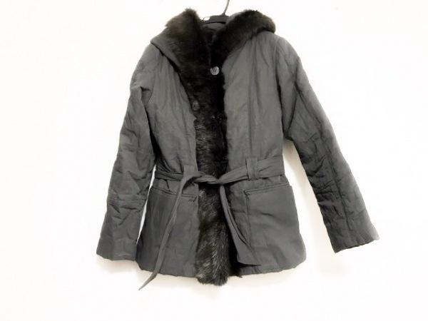 Altima(アルティマ) コート サイズ9AR〜11AR レディース ダークグレー 冬物/ファー