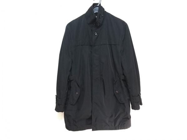 DURBAN(ダーバン) コート サイズM メンズ 黒 冬物/ZEPHYR