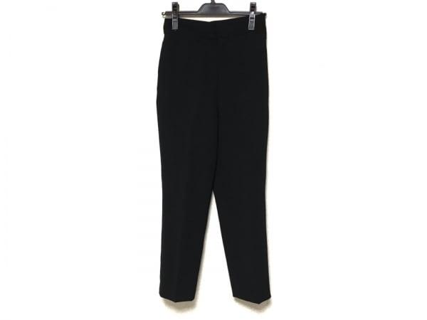 DEUXIEME CLASSE(ドゥーズィエム) パンツ サイズ34 S レディース 黒