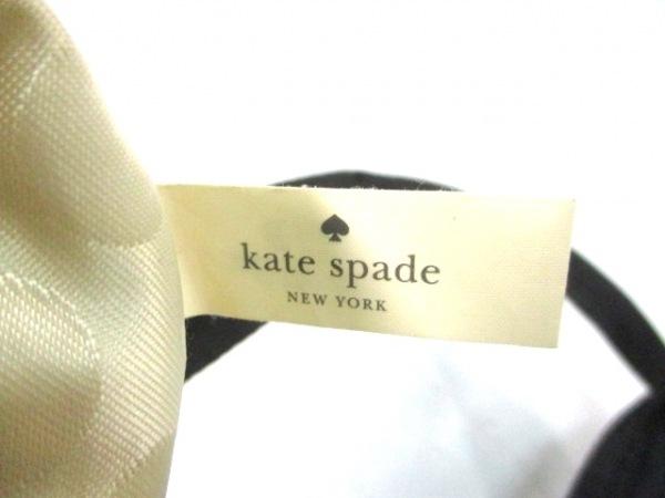 Kate spade(ケイトスペード) トートバッグ 黒 ナイロン