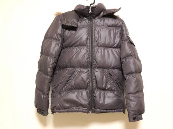メンズメルローズ ダウンコート サイズ2 M メンズ ダークボルドー 冬物
