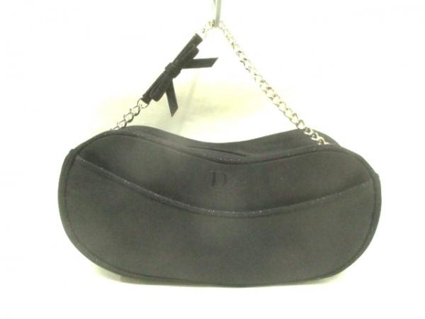 Dior Parfums(ディオールパフューム) ハンドバッグ 黒 ナイロン