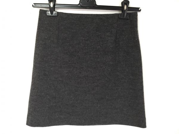 ADORE(アドーア) スカート サイズ36 S レディース新品同様  ダークグレー