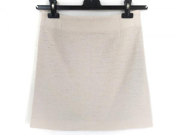 ADORE(アドーア) スカート サイズ36 S レディース新品同様  ベージュ