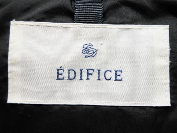 EDIFICE(エディフィス) ダウンジャケット メンズ美品  ダークグレー 冬物