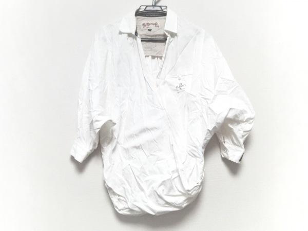 the dress&co(ザドレスアンドコー) 長袖シャツブラウス サイズ38 M レディース 白