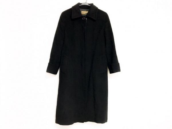 zelal(ゼラール) コート サイズ9AR S レディース美品  黒 冬物