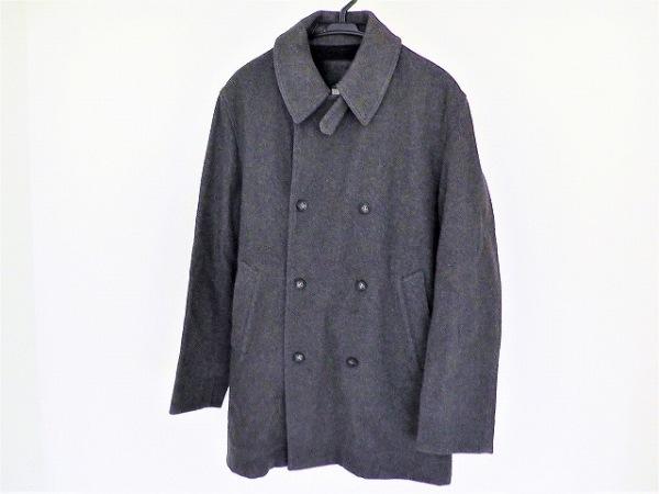 LesCopains(レコパン) コート サイズ50 XL レディース グレー 冬物