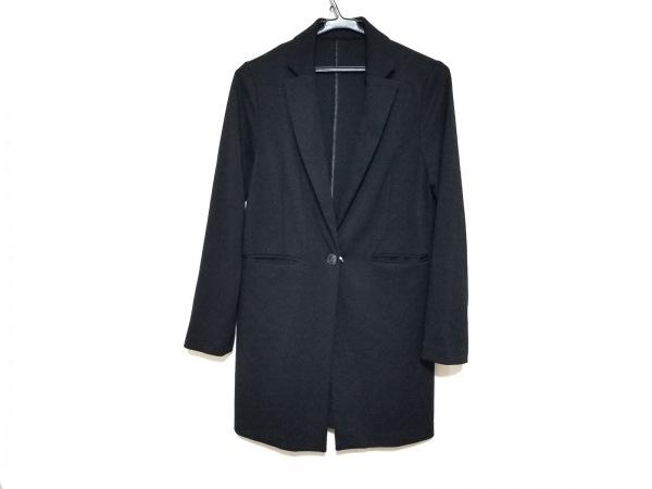 CLOCHE(クロチェ) ジャケット サイズ2 M レディース美品  黒