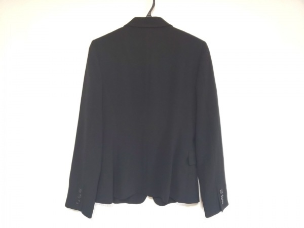 ICB(アイシービー) ジャケット サイズ6 M レディース美品  黒 春・秋物