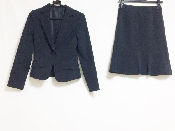 ru(アールユー) スカートスーツ サイズ0 XS レディース 黒