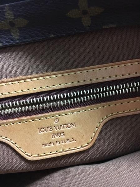 LOUIS VUITTON(ルイヴィトン) ショルダーバッグ モノグラム カバ・ピアノ M51148