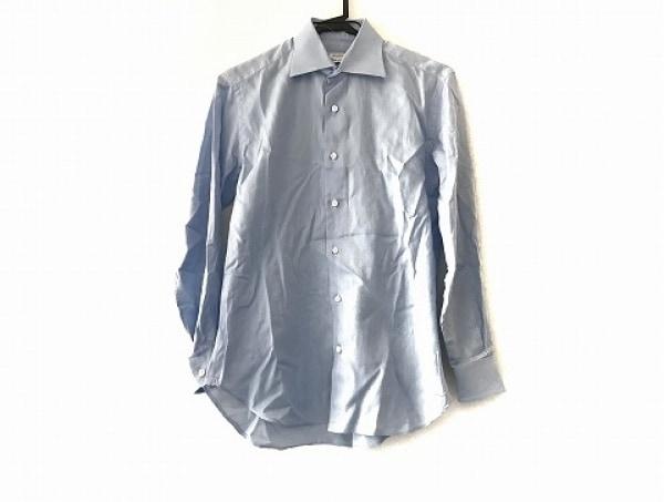 ORIAN(オリアン) 長袖シャツ サイズ39 メンズ美品  ライトブルー
