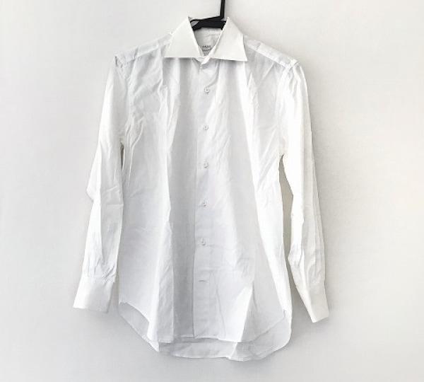 ORIAN(オリアン) 長袖シャツ サイズ39 メンズ美品  白