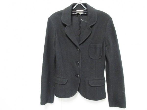 COURREGES(クレージュ) ジャケット サイズ38 M レディース 黒