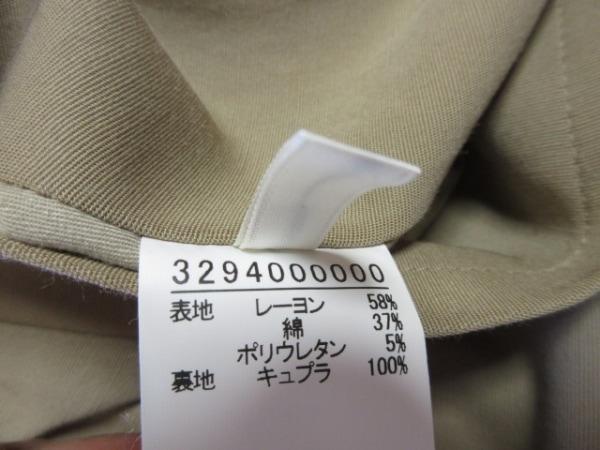 qualite(カリテ) コート サイズ1 S レディース ベージュ 春・秋物