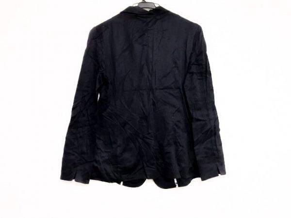 INDIVI(インディビ) ジャケット サイズ38 M レディース美品  ネイビー