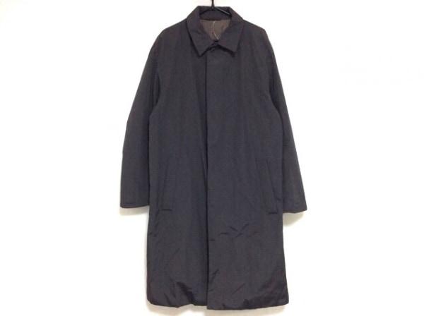 HUGOBOSS(ヒューゴボス) コート サイズ048 XL メンズ ダークブラウン 春・秋物