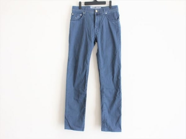 JACOB COHEN(ヤコブコーエン) パンツ サイズ33 メンズ ブルー