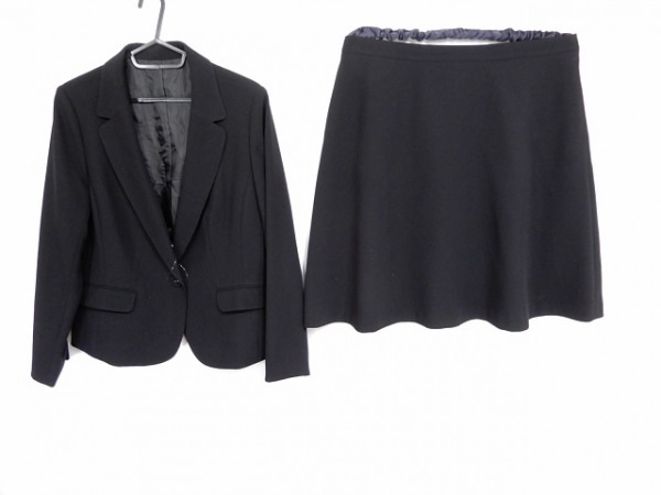 ru(アールユー) スカートスーツ サイズ3L レディース ネイビー