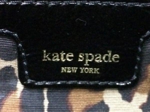 Kate spade(ケイトスペード) トートバッグ PXRU1871 黒 リボン ナイロン