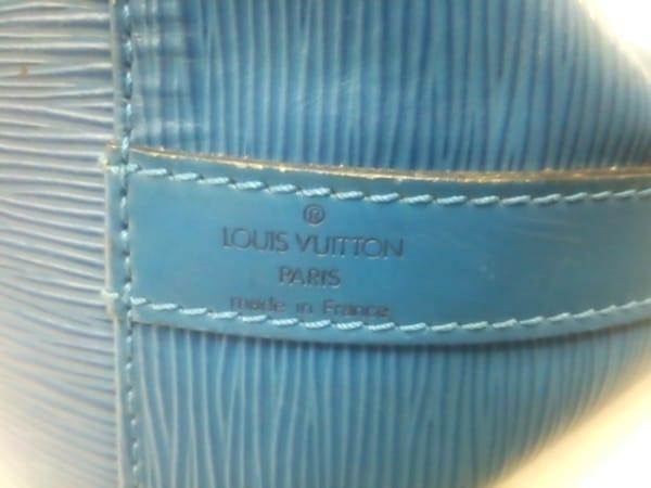 LOUIS VUITTON(ルイヴィトン) ショルダーバッグ エピ プチ・ノエ M44105 トレドブルー