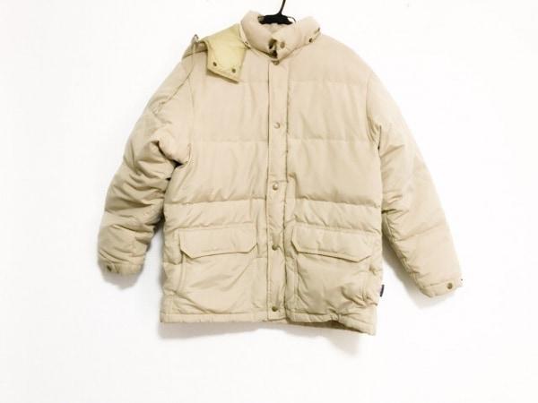 ポロスポーツ ダウンジャケット サイズL レディース美品  ライトカーキ 冬物