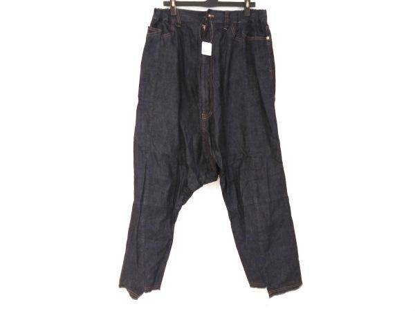 gomme(ゴム) パンツ サイズ2 M メンズ ダークネイビー