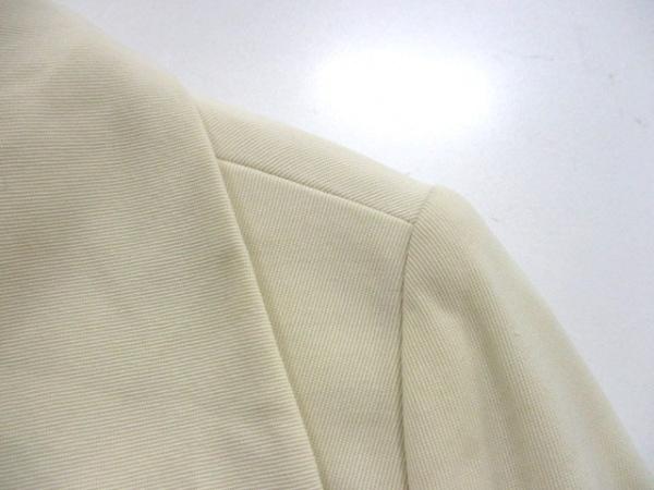 HERMES(エルメス) ジャケット サイズ40 M レディース アイボリー
