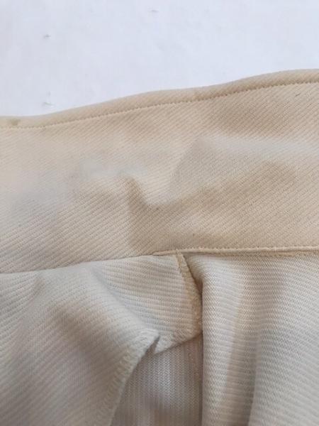 UNTITLED(アンタイトル) ジャケット サイズ9 M レディース アイボリー ジップアップ