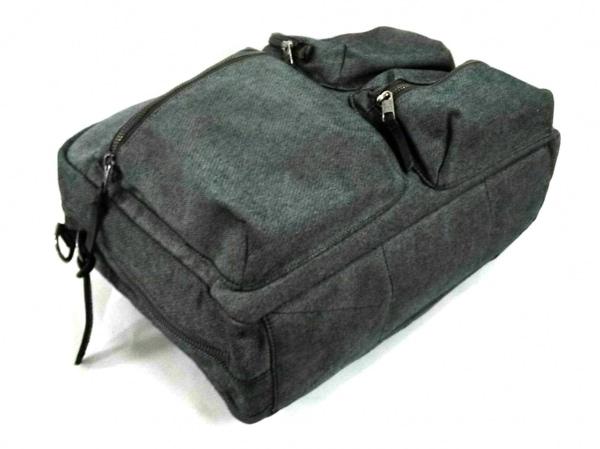 トゥミ ビジネスバッグ ティッセンダブル ジップブリーフ 61013MGR ダークグレー