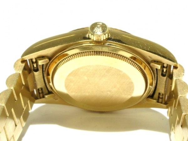 ROLEX(ロレックス) 腕時計 デイトジャスト 16018 メンズ ゴールド 3