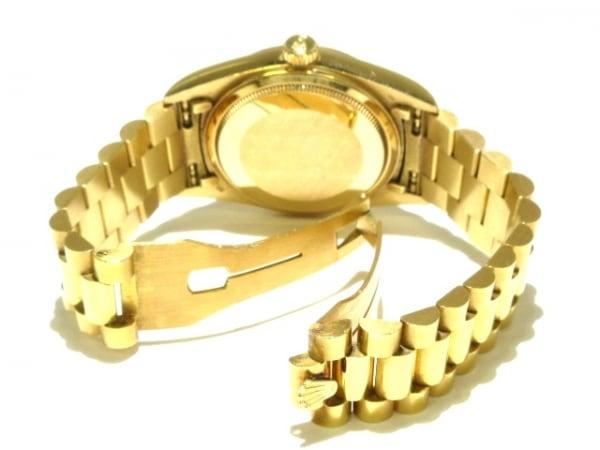 ROLEX(ロレックス) 腕時計 デイトジャスト 16018 メンズ ゴールド 5